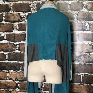 Anthropologie Sweaters - Anthropologie Sparrow Cardigan Waterfall Small